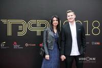 Шеф-повар, телеведущий СТС Александр Белькович с женой Ольгой