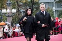 Адвокат, телеведущий Павел Астахов с супругой Светланой