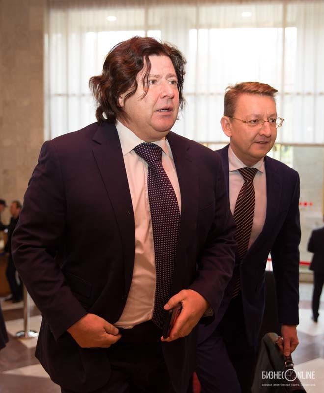 Андрей Шишкин - президент, председатель правления ПАО АНК «Башнефть»