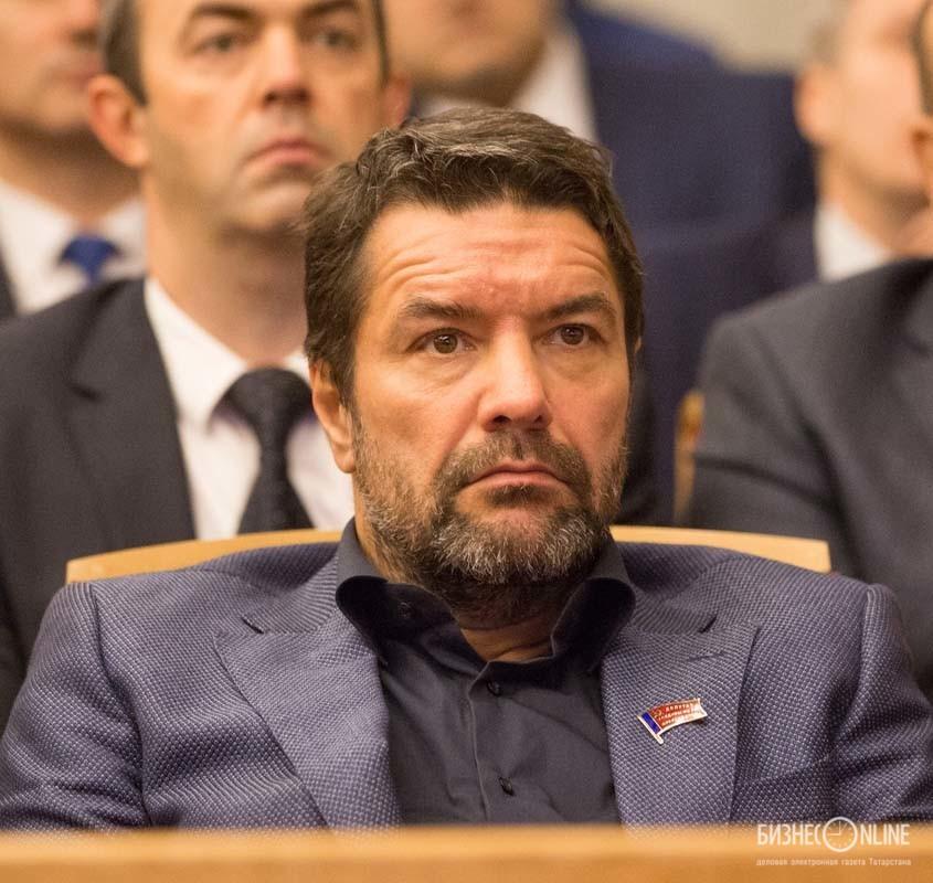 Александр Ющенко - депутат Госдумы