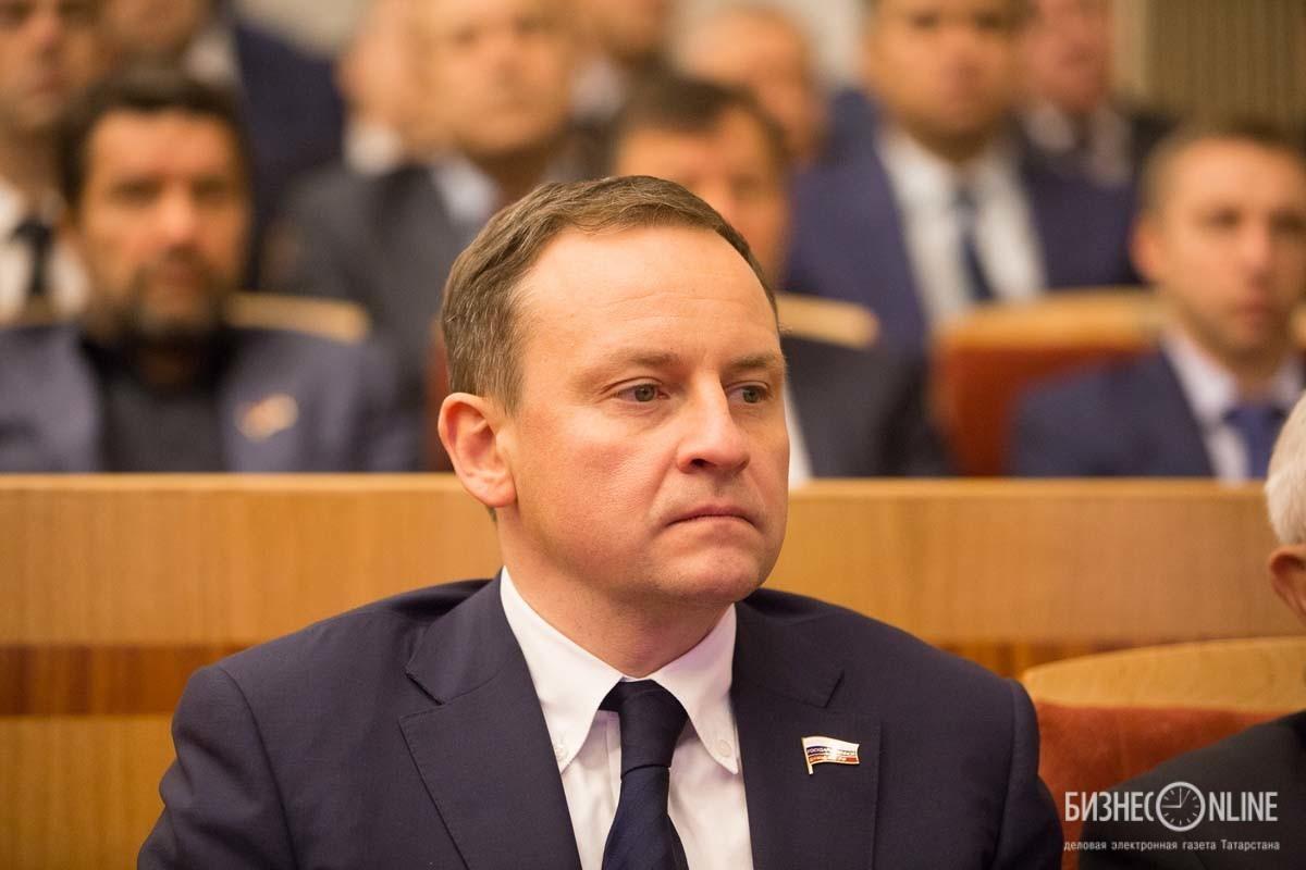 Александр Сидякин - депутат Госдумы
