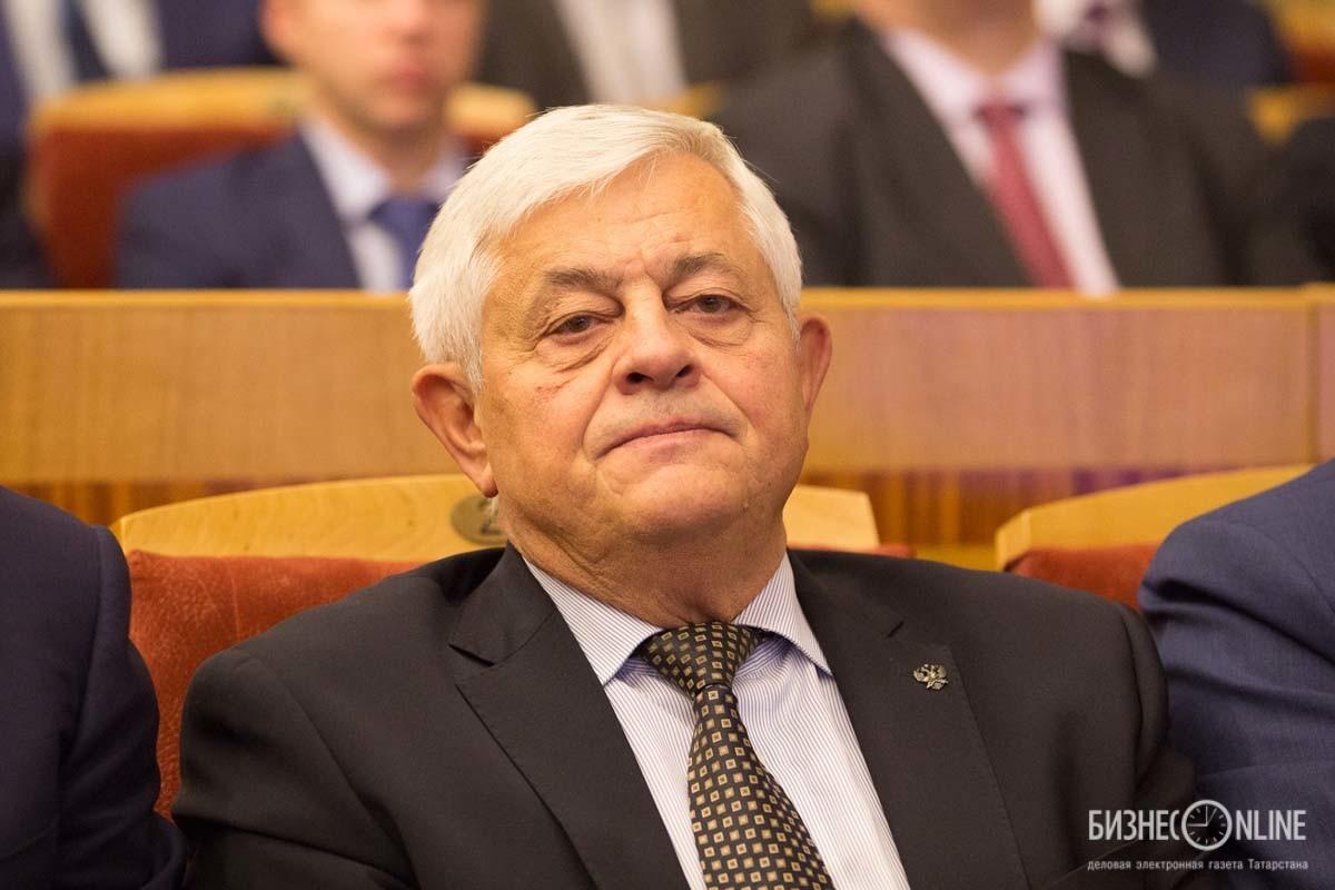 Павел Качкаев - экс-мэр Уфы, а ныне депутат Госдумы