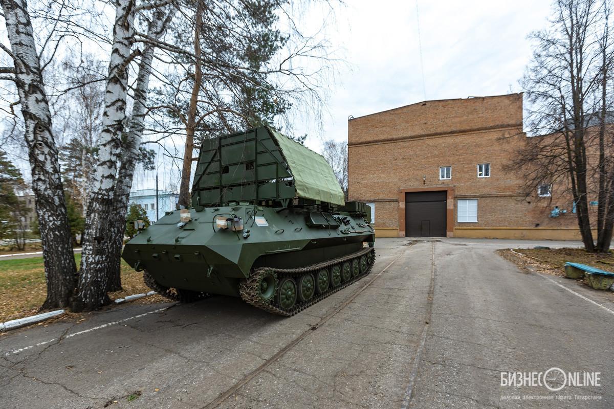 КОМЗ отгрузил военным продукцию по гособоронзаказу