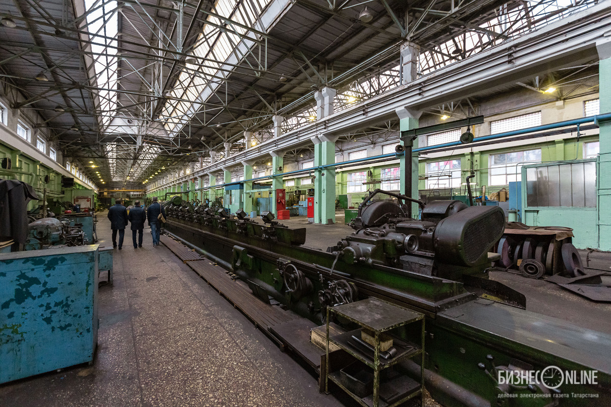 Перископы делают на оборудовании, кторое было вывезено после Великой Отечественной войны из Германии