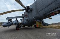 КОМЗ участвует в доработке Ми-35 под определенные системы