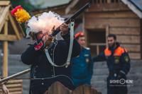 Август. Фестиваль «Восток – Запад». Сергей Елагин
