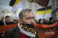 Ноябрь. Русский марш в Москве. Алексей Белкин
