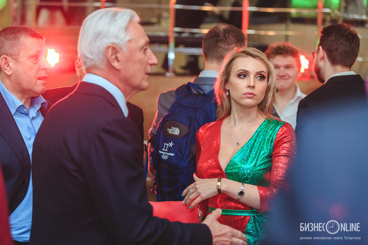 Зинэтула Билялетдинов и Дарья Морозова