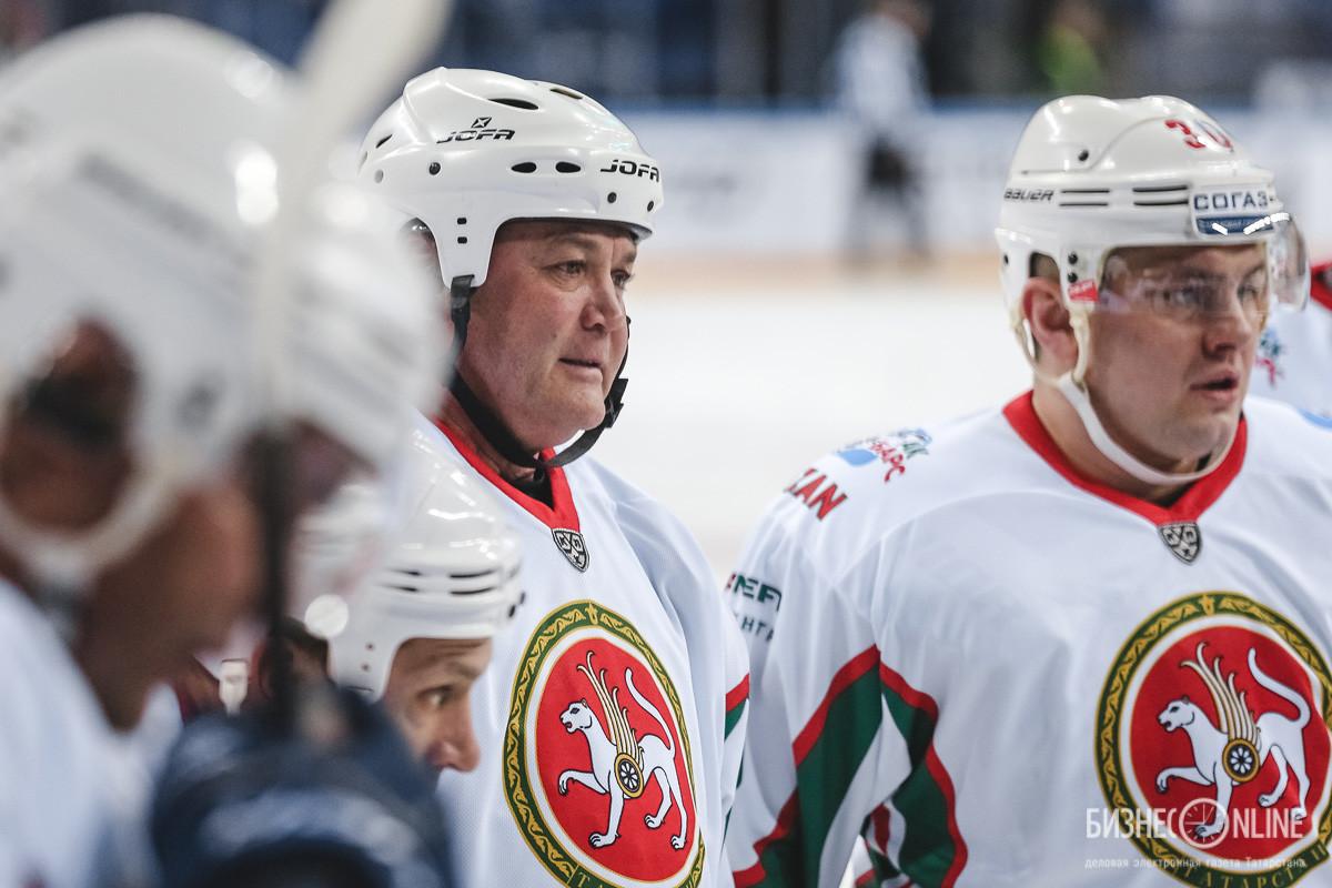 Рафик Якубов и Александр Степанов