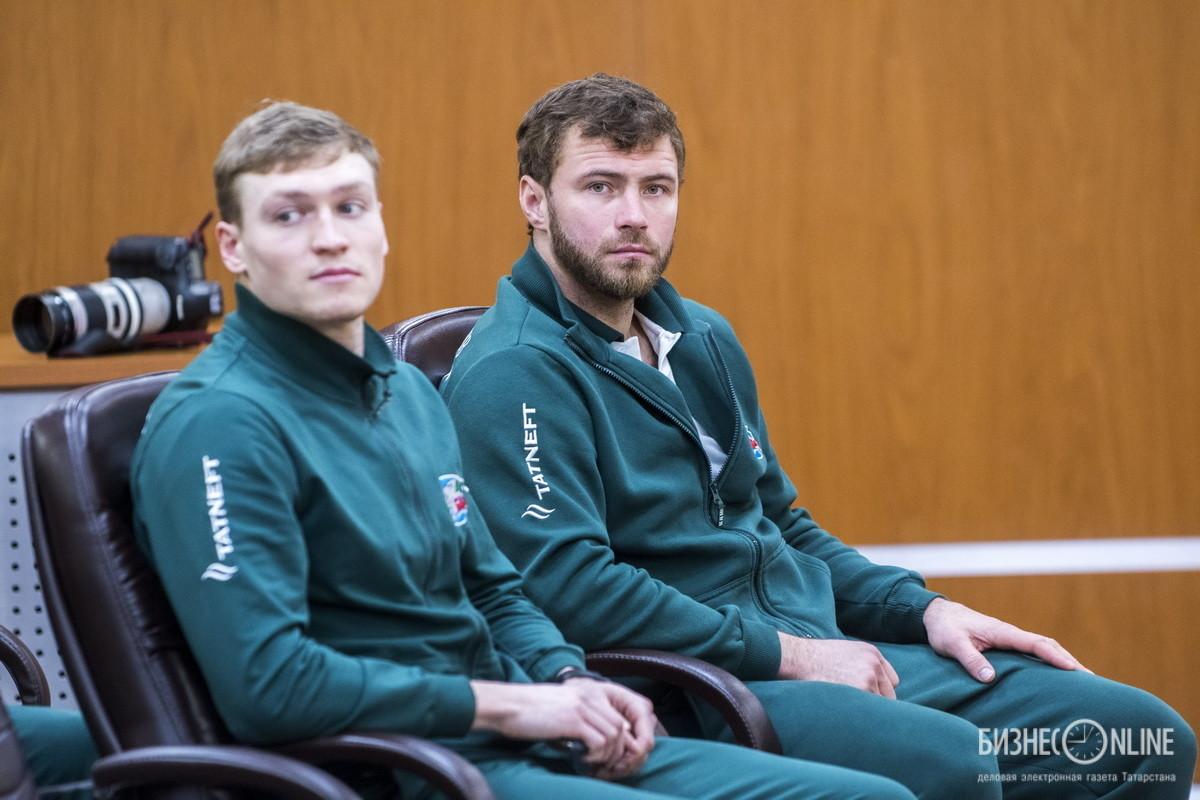 Алексей Потапов и Артём Лукоянов