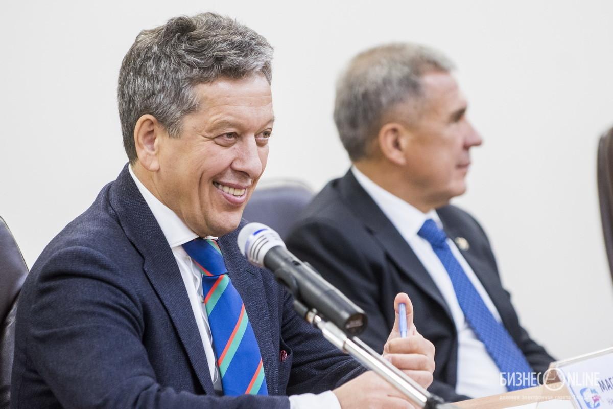 Наиль Маганов