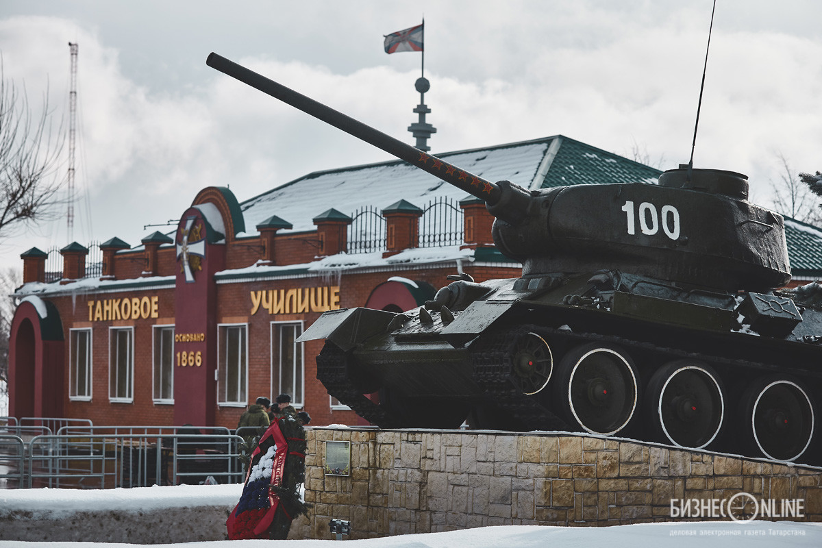 Танковое училище картинки