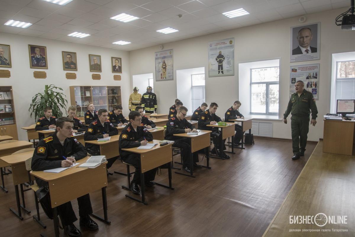 Сегодня в КСВУ учатся 560 ребят