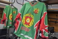 В училище две хоккейные команды – для воспитанников младшего и старшего возраста