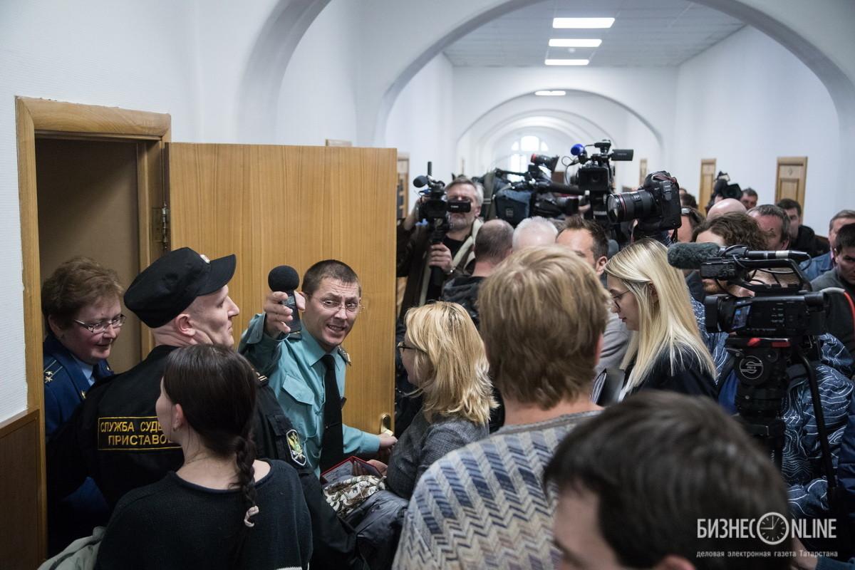 Суд отправил под арест бывшего министра Абызова