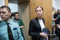 Гражданская супруга М. Абызова Валентина Григорьева