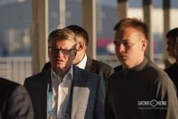 Алексей Созинов (слева)