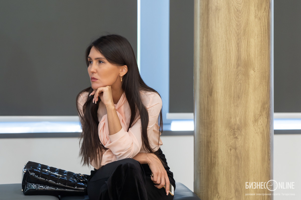 Лилия Галимова
