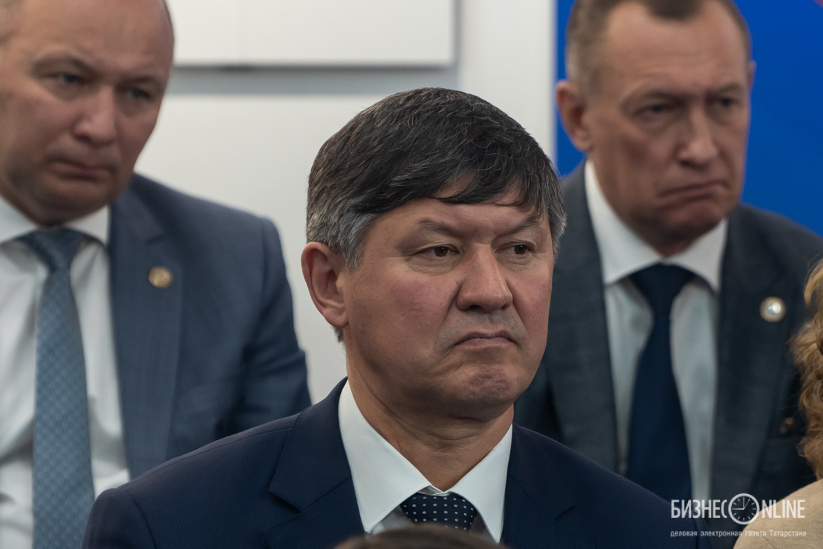 Альберт Мухаметшин