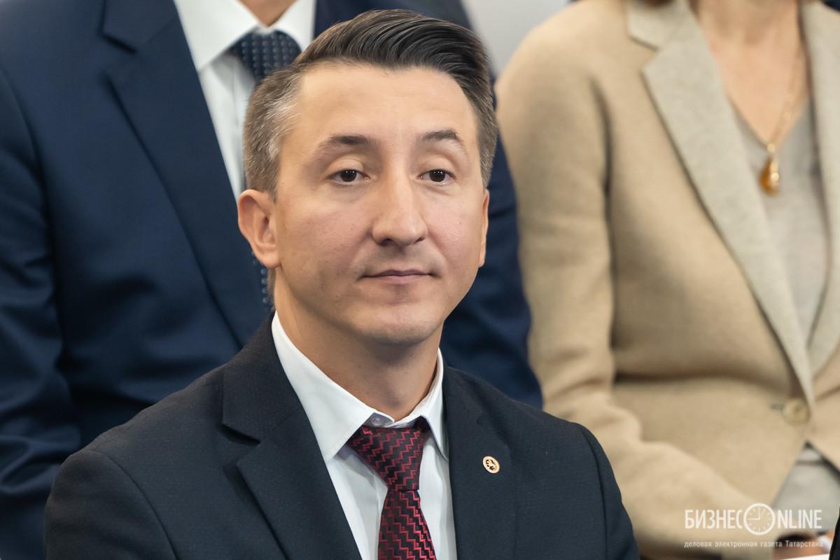 Раиль Шамсутдинов