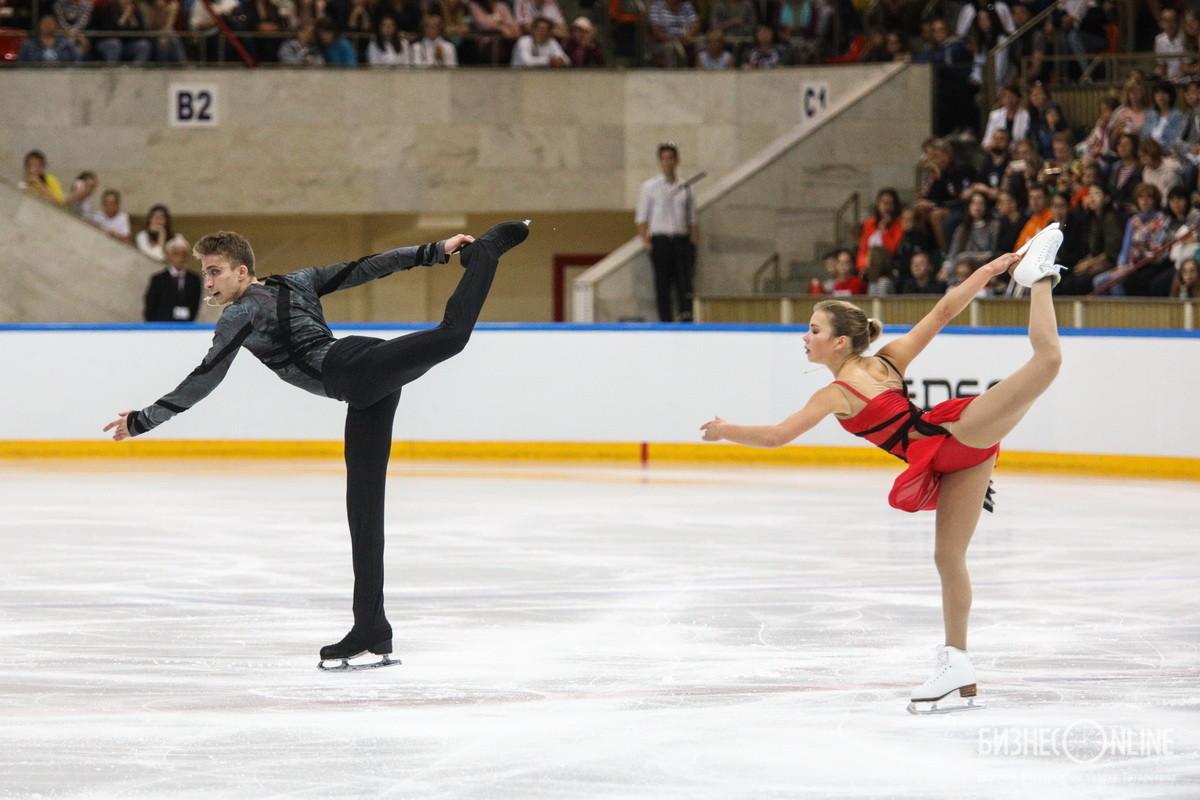 Алиса Ефимова и Александр Коровин