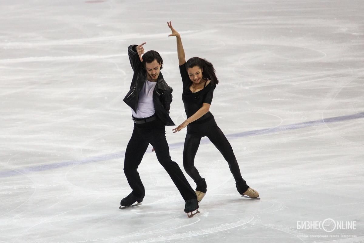 Анастасия Шпилевая и Григорий Смирнов