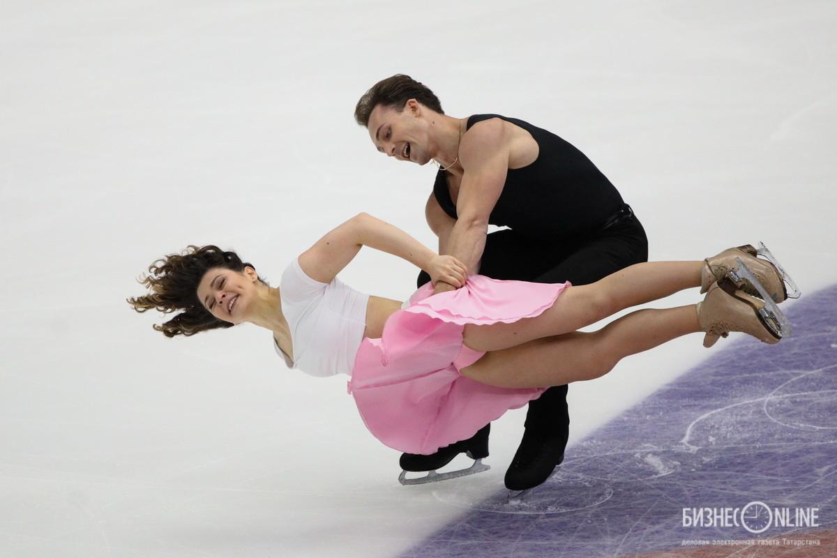 Наталья Калишек и Максим Сподырев