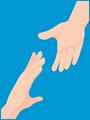 Как совершать добрые дела не выходя из дома?Присоединяйтесь к «Дороге жизни»!