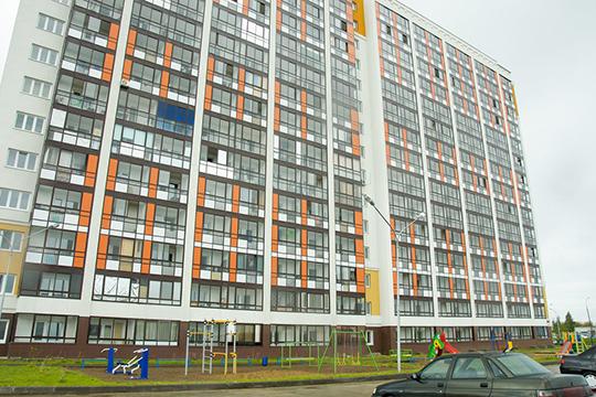 Дом 14/01А ии 14/01Б.За минимально возможные 1,35 млн рублей здесь можно купить 25-метровую квартиру-студию в черновой отделке