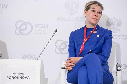 Наталья Порохова: «Притом, что мы производим тепла больше, инвестируем мы в тепло до сих пор в семь раз меньше, чем в электроэнергетику»