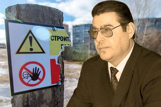 Игры сземлей вЕлабуге: Геннадий Емельянов вырастил своего лендлорда?
