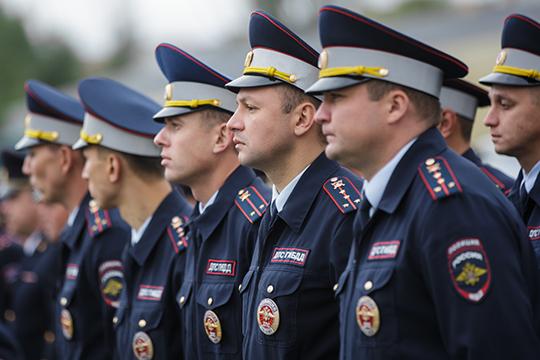 Вуправлении МВД поКазани отмечают резкое увеличение числа рапортов сотрудников