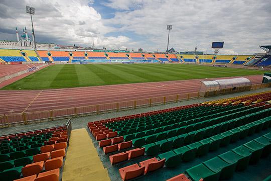 Ближайшая миссия Ильгиза Фахриева— привести Центральный стадион, осиротевший иобветшавший после ухода «Рубина», вдостойныйвид