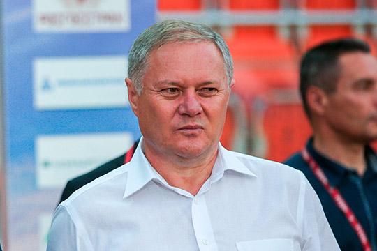Стадион получил нового генерального директора— имстал впрошлом выходец изисполкома Казани, бывший гендиректор «Рубина»Ильгиз Фахриев