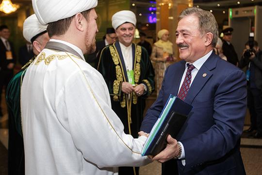 «Смогли презентовать Болгарскую исламскую академию Владимиру Владимировичу!»