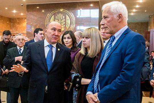 Московским гостем стал замруководителя РоссельхознадзораНиколай Власов, который, поего собственному признанию, ездит вТатарстан уже традиционно ирегулярно