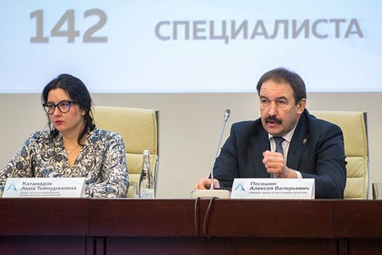 Алексей Песошин в финальном слове признал, что закупки стали полноценной частью государственного регулирования, но дал понять, что квалификацию специалистов, работающих в этой сфере надо повышать