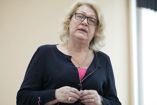 Ольга Артеменко: «Очевидно, янеподхожу тем людям, которые формировали эту группу»
