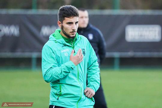 Одного атакующего игрока «Рубин» точно подпишет и он давно на сборах с командой. Это грузин Зурико Давиташвили, который приехал в казанский клуб на просмотр, но своей игрой убедил менеджеров «Рубина»
