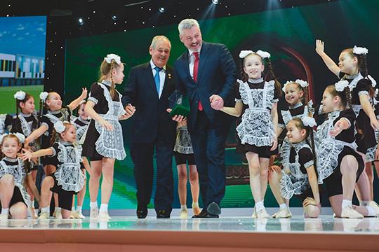 Завсе, зачто брался наш первый президент Минтимер Шарипович, результат был очень хороший. Надеюсь, что вделе сохранения татарского языка эта новая школа станет образцовой