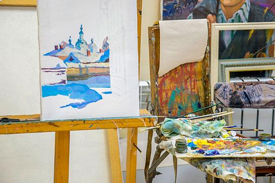 «Абстрактное искусство хорошо тем, что каждый воспринимает его по-своему»