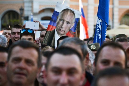 Сергей Доренко: «Преемник Путина запретит Путину трактовать Путина»