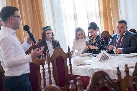 20-летие Штаба татар Москвы отметили накануне в Казани