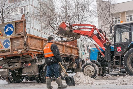 «Снега нынче вгороде объективно больше— уже пятую снегосвалку открыли»