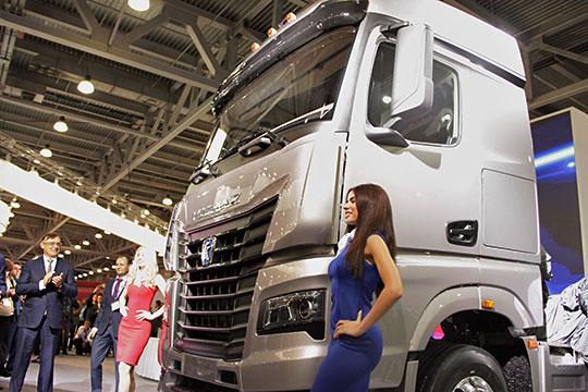 Руководство челнинского автогиганта рассчитывает на КАМАЗе 54901 семейства К5 въехать в элиту производителей грузовиков премиум-класса