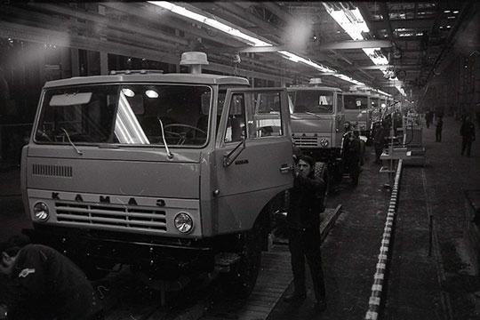 «Это событие по значимости для страны примерно такое же, как в 1976 году, когда Камский автозавод запустили на полную мощность»