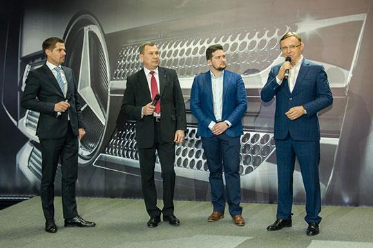 Сергей Когогин: «Цена автомобиля точно будет дешевле, чем Mercedes, но ненамного»