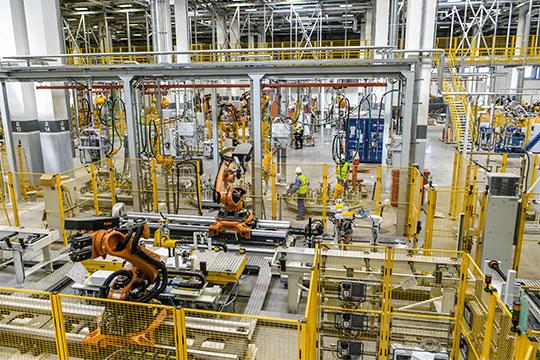 В конце мая в Челнах откроется совместный проект Daimler и КАМАЗа, оборудованный по последнему слову немецкой техники