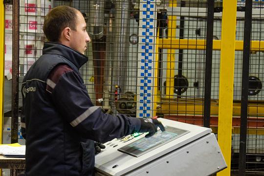 «Компания Kastamonu в2018 году повысила квалификацию более 100 работников завода вОЭЗ «Алабуга». Мыотправляем персонал учиться вРумынию, Турцию, Германию, Москву исами обучаем»