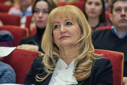 Ляля Камалетдиноваувеличила доходпутем продажи квартиры в70,5 «квадратов»